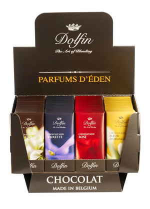 Ciocolata belgiana DOLFIN